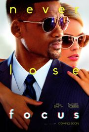 Premiere la cinema: Focus, un film captivant, cu Will Smith si Margot Robbie