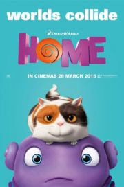 Premiere la cinema: Home, o animatie spectaculoasa DreamWorks, se lanseaza in Romania