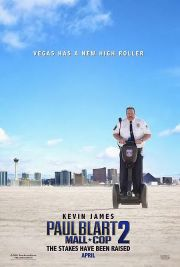 Premiere la cinema: Kevin James revine in comedia Mall Cop 2