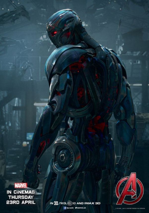 Avengers: Age of Ultron, super eroii si demonii lor