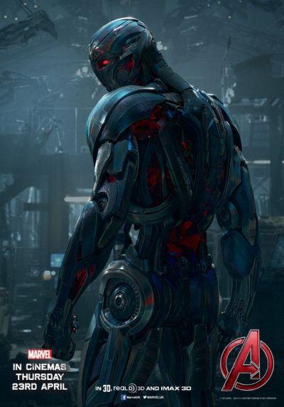 Avengers: Age of Ultron, super eroii si demonii lor
