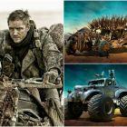 Masini de razboi si tancuri supradimensionate. Cum arata vehiculele futuriste in viitorul apocaliptic din Mad Max:Fury Road