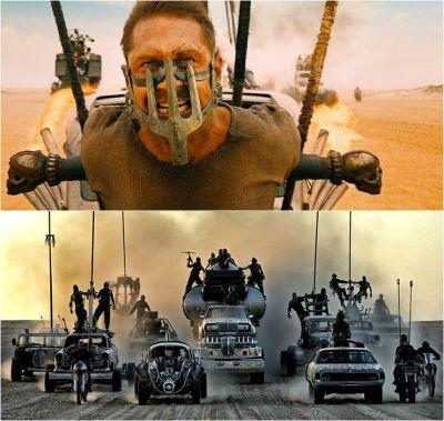 Mad Max:Fury Road, cel mai bun film de actiune al deceniului? Primele reactii sunt extraordinare