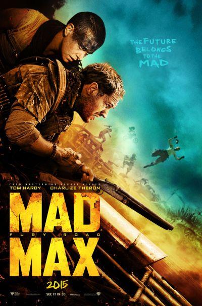 Mad Max:Fury Road:o lume nebuna, nebuna, nebuna