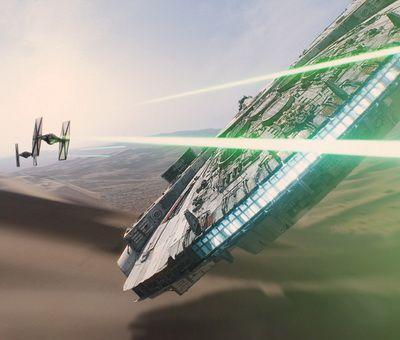 Eveniment cinematografic in China. Pentru prima data, trilogia Star Wars este proiectata in cinematografe