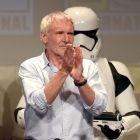 Harrison Ford, ovationat minute in sir de catre fani. Actorul a prezentat noul film Star Wars la Comic-Con:  Au trecut 30 de ani, dar ma simt grozav