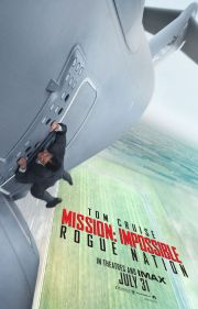 Premiere la cinema: Tom Cruise se lupta cu teroristii in Mission: Impossible - Rogue Nation