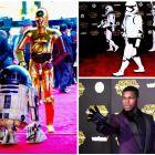 Vedetele Star Wars, prezente la premiera de gala a noului capitol din franciza,  The Force Awakens . Primele reactii anunta  o experienta cinematografica coplesitoare