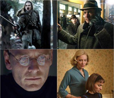 Premiile BAFTA 2016.  Bridge of Spies  si  Carol  au primit cele mai multe nominalizari. Vezi aici lista completa