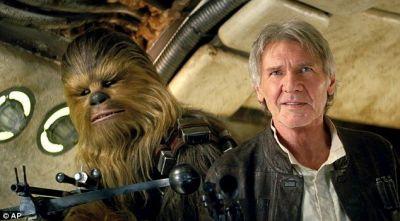Harrison Ford a intrat in Cartea Recordurilor: este cel mai profitabil actor din istoria Hollywood-ului