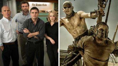 Spotlight  si  Mad Max: Fury Road , marii castigatori la Critics Choice Awards. Filmul despre scandalul care a zduguit Biserica Catolica, favorit la Oscar
