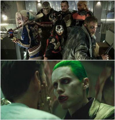 Suicide Squad  se anunta a fi cel mai nebun film al anului: imaginile spectaculoase cu Harley Quinn, Joker si Deadshot din noul trailer lansat