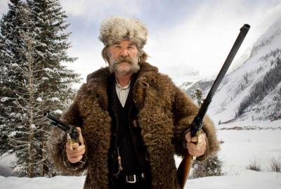 """Interviu in exclusivitate cu Kurt Russell: dezvaluirile despre revenirea spectaculoasa din """"The Hateful Eight"""", noul film al lui Quentin Tarantino"""