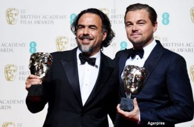 BAFTA 2016.  The Revenant , marele castigator al galei, Mad Max:Fury Road a luat 4 trofee. Leonardo DiCaprio i-a dedicat premiul celei mai importante femei din viata lui