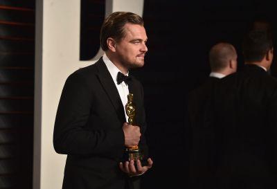 Oscarul castigat de DiCaprio a facut internetul sa  explodeze . Cel mai asteptat moment a stabilit un nou record pe Twitter