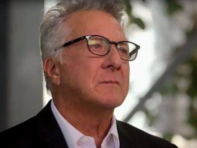 Dezvaluirea care l-a facut pe Dustin Hoffman sa izbucneasca in plans.  Daca nu se agatau de viata, eu nu eram aici