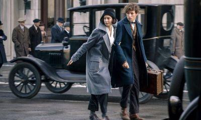 Fantastic Beasts And Where to Find Them . Suma uriasa pe care ar putea-o castiga autoarea J.K. Rowling pentru pelicula inspirata din Harry Potter