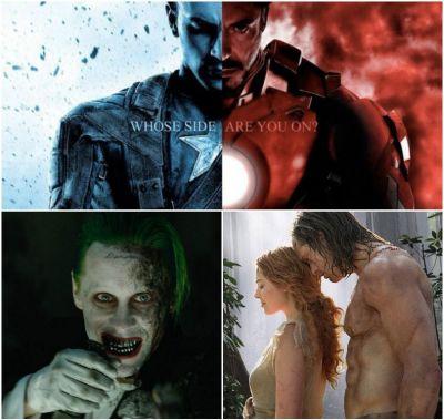 Cele mai tari blockbustere ale verii: de la X-men Apocalypse la Suicide Squad. Filmele asteptate de milioane de fani