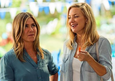 Julia Roberts, Kate Hudson si Jennifer Aniston, in premiera impreuna in comedia ,,Mama, ce zi!