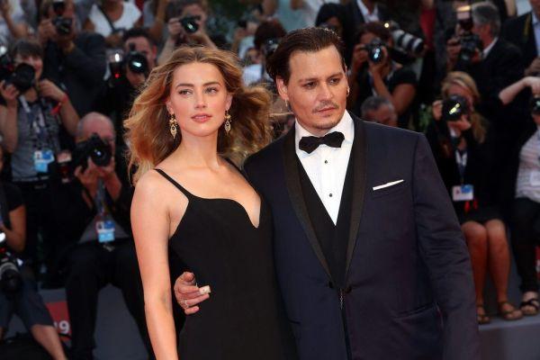 Johnny Depp si Amber Heard au decis sa divorteze, dupa doar 15 luni de casnicie. Cine a cerut separarea