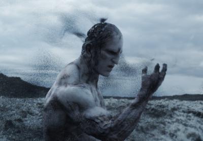 Imagini senzationale de pe platourile de filmare de la Alien:Covenant. Creaturile misterioase care apar