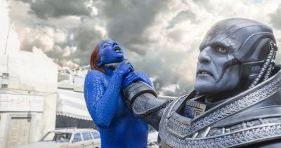 Studiourile Fox si-au cerut scuze pentru unul dintre posterele X-men: Apocalypse. Imaginea care a starnit un adevarat scandal