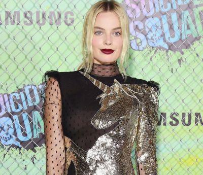 Aparitiile senzationale ale lui Margot Robbie in turneul de promovare pentru Suicide Squad: actrita a atras toate privirile. GALERIE FOTO