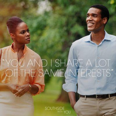 """Povestea de dragoste dintre Michelle si Barack Obama a ajuns pe marele ecran, in """"Southside with you"""". Cine sunt actorii din rolurile principale"""