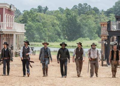 """Cei sapte magnifici / The Magnificent Seven"", un western visceral despre dreptate"