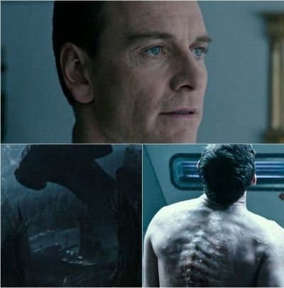 Trailer pentru Alien Covenant: cel mai infricosator cosmar devine realitate in primele imagini din noul film al seriei
