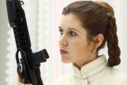 Carrie Fisher, actrita din Star Wars, a murit, dupa ce suferise un infarct. Mesajul emotionant transmis de mama acesteia