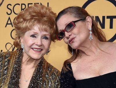 Debbie Reynolds a murit la o zi dupa ce si-a pierdut fiica, Carrie Fisher. Actrita, 84 de ani, ar fi suferit un atac cerebral