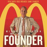 """Michael Keaton si Laura Dern spun povestea celui care a dus McDonalds pe culmile succesului. Filmul """"Fondatorul"""" va avea premiera si in Romania"""