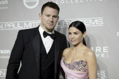 Actorul Channing Tatum si-a pozat sotia dezbracata in pat si a publicat fotografia pe internet. Reactia fanilor. FOTO