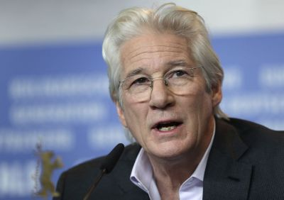 "Festivalul de film de la Berlin. Richard Gere si-a promovat pelicula, ""The Dinner"" si l-a criticat pe Donald Trump"