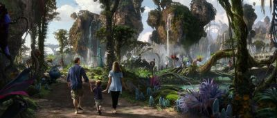 Pandora - The World of Avatar  noul parc de distractii marca Disney, prezentat de James Cameron. Cand se va deschide