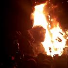 Pelicula Kong: Insula craniilor a avut parte de o premiera exploziva in Vietnam. Motivul pentru care decorul a luat foc