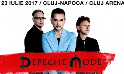 Pro Cinema te trimite la Depeche Mode, pentru prima data in Cluj-Napoca. Punem la bataie 3 invitatii duble