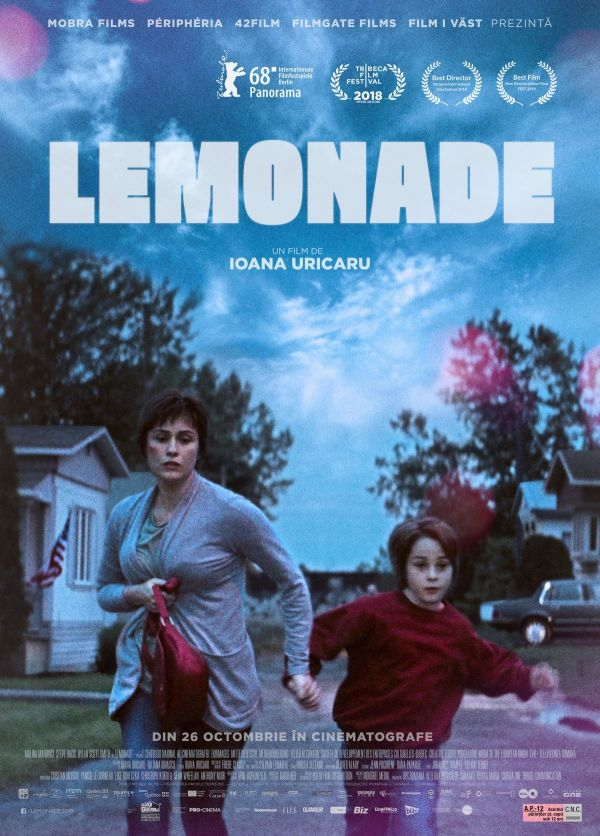 CONCURS: PRO CINEMA te scoate la film! Câștigă invitații la premiera  Lemonade , primul film românesc turnat în America