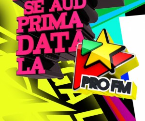 Hiturile se aud prima data la ProFM! Nu o spunem noi, o spun Antonia, Smiley ,Inna, Vunk, Low Deep T si multi altii! VIDEO