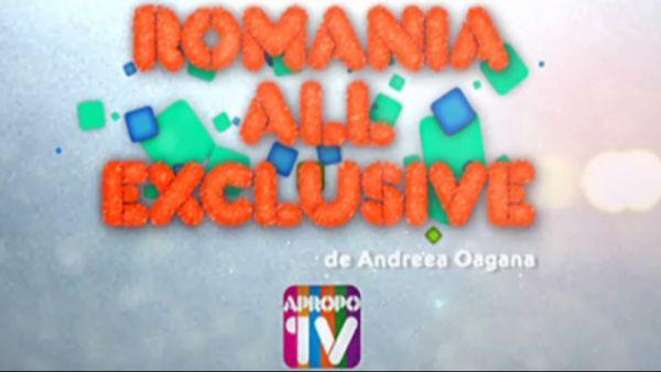 Romania all Exclusive - Laurette la Festivalul de vin de la Pietroasele (Partea a II-a)