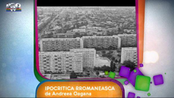 Ipocritica romaneasca - Tiganii