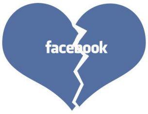 Tot mai multe cupluri isi spun adio pe Facebook! Ti se pare normal?