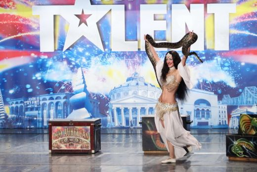 Românii Au Talent - preselecţie Bucureşti