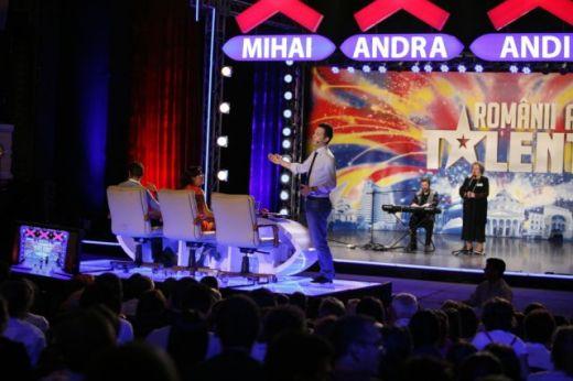 Românii Au Talent - preselecţie Cluj