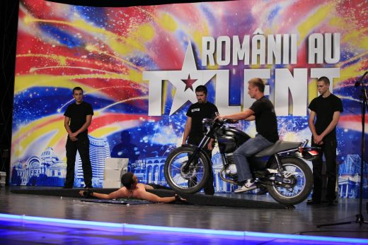 Românii Au Talent - preselecţie Piatra Neamţ