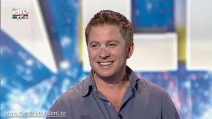 """Pavel Bartos si-a spart nasul in timpul preselectiilor de la """"Romanii au talent""""! Vezi aici cum s-a intamplat! VIDEO"""