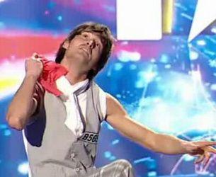 """Si aratos, si talentat! Spectacol de electric boogie si pantomima la """"Romanii au talent""""!"""