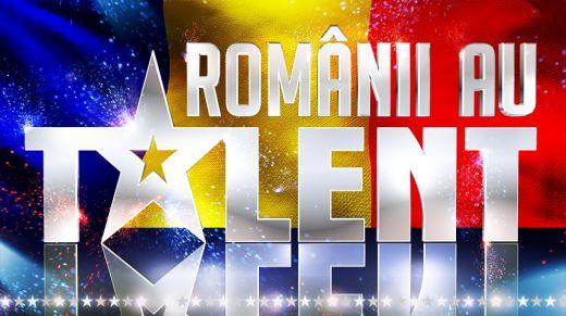 Românii Au Talent - Galerie Foto