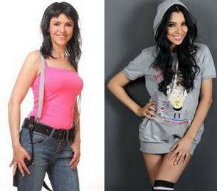 Corina Caragea talentata la croit, iar Raluca Arvat la spus bancuri! FOTO
